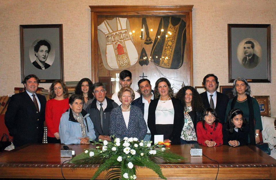 Homenagem ao Dr. Armando Dinis Cosme