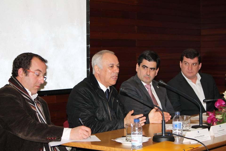 Reunião do Conselho Regional de Coimbra da UMP