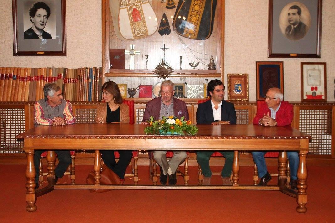 Delegação do CDS/PP, recebida na Misericórdia