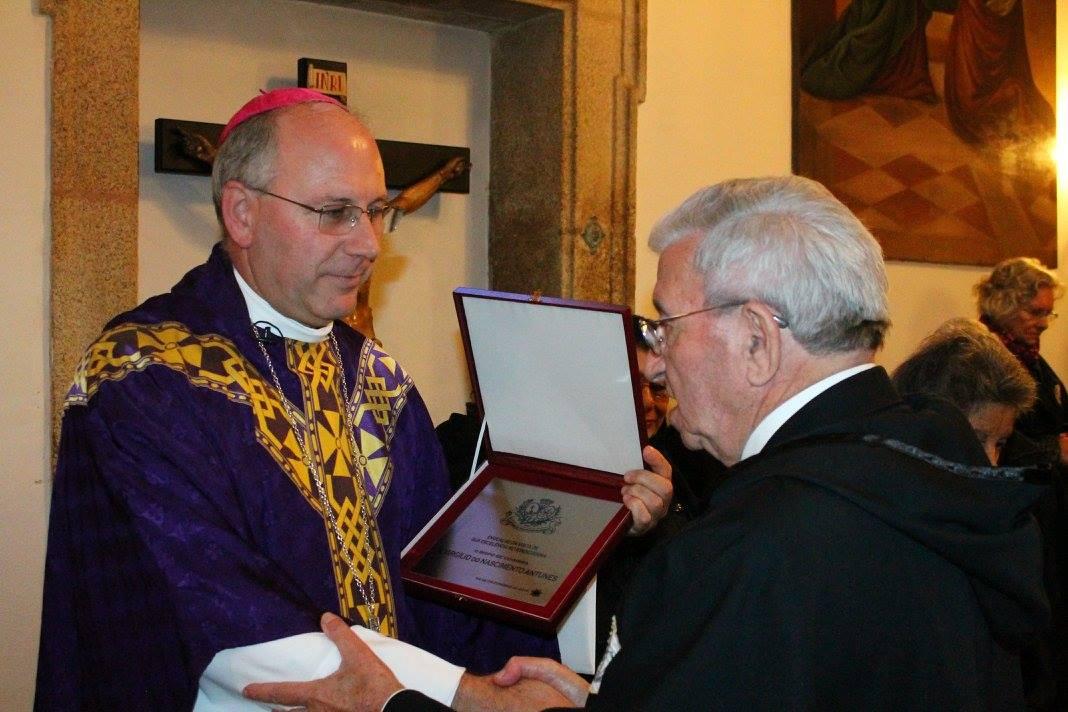 D. Virgílio Antunes, em Arganil, na Misericórdia