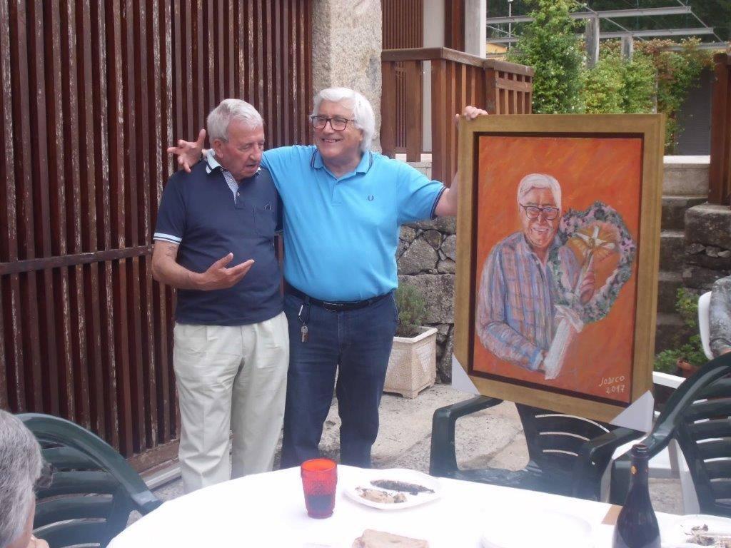 Reconhecimento ao Presidente da União das Misericórdias Portuguesas – Dr. Manuel de Lemos