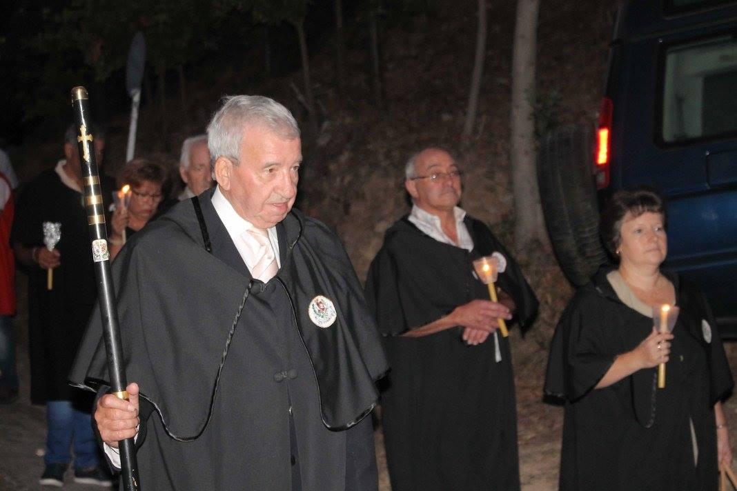 MISERICÓRDIA PARTICIPA NA PROCISSÃO DEDICADA À SENHORA DO MONT'ALTO