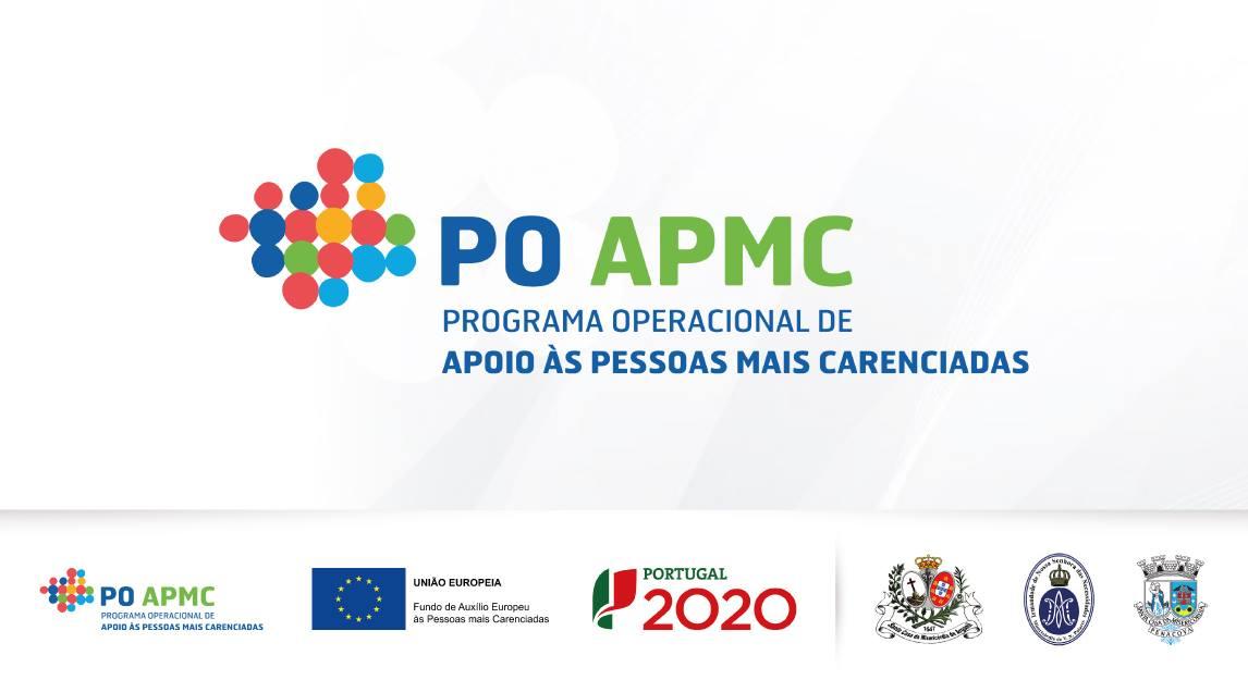 CANDIDATURA AO PROGRAMA OPERACIONAL DE APOIO ÀS PESSOAS MAIS CARENCIADAS (PO APMC) – APROVADA