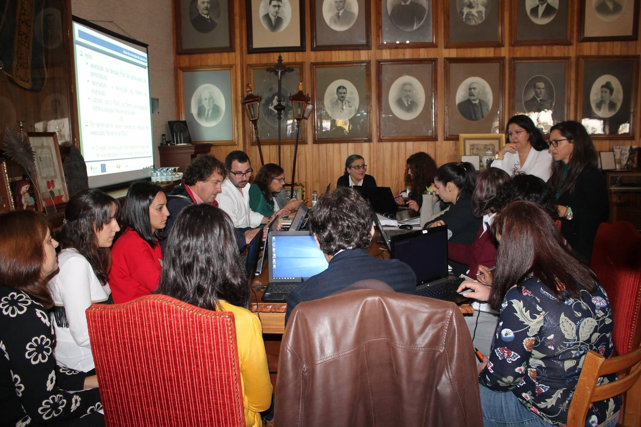 Sessão de Esclarecimento Plano Operacional de Apoio às Pessoas Mais Carenciadas (PO APMC)