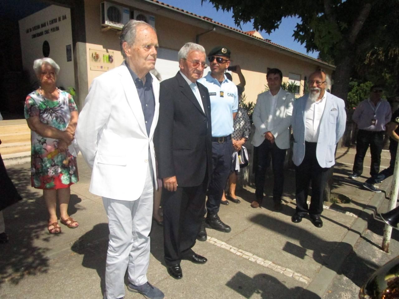 ALBERTO FERREIRA DEIXOU-NOS