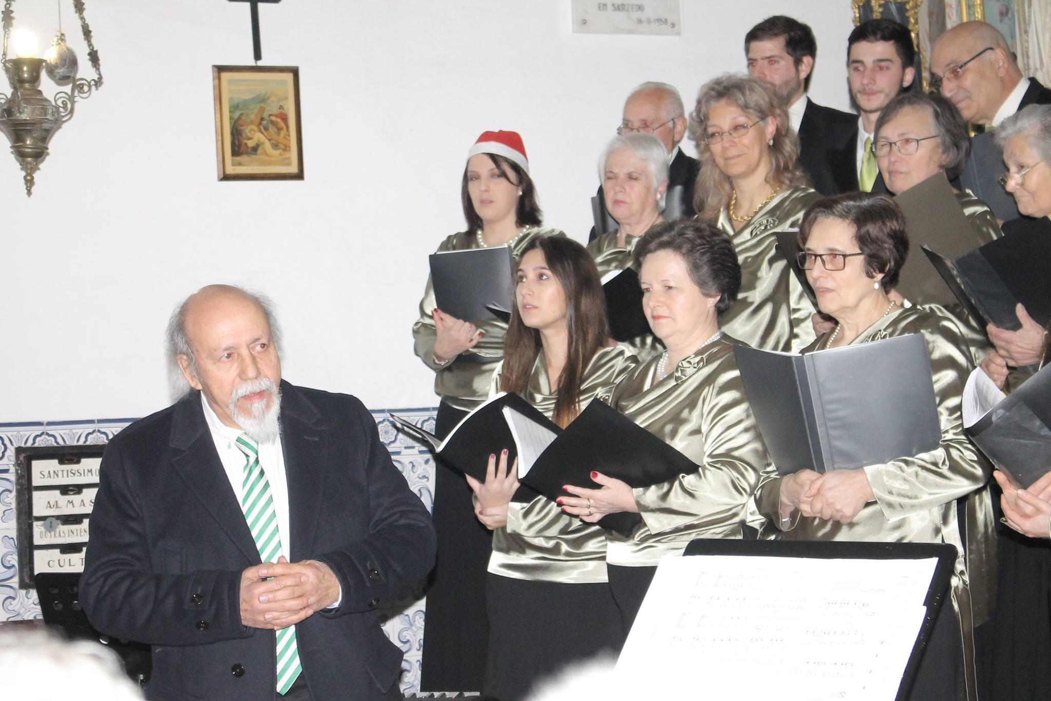 Orfeon Maestro Alves Coelho atua no II Mercado de Natal