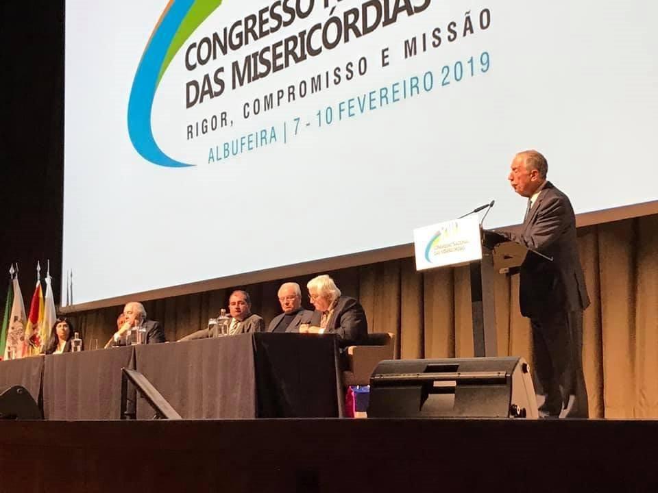 XIII CONGRESSO NACIONAL DAS MISERICÓRDIAS PORTUGUESAS