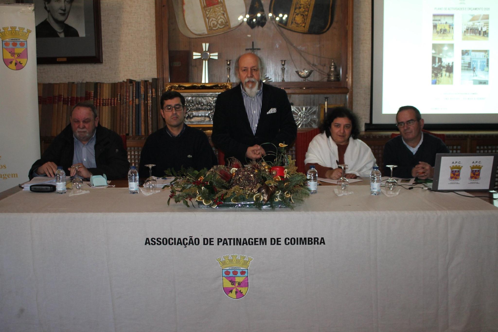Assembleia da Associação de Patinagem de Coimbra (APC) reúne na Misericórdia